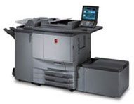 Konica Minolta's bizhub PRO C6501  Digital Press