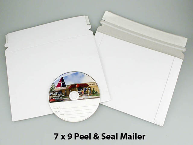7x9 Peel and Seal Mailer