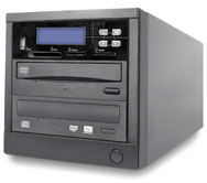 ILY Spartan All-in-One Backup Center Multimedia Duplicator