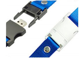 Model FD-848 Lanyard USB Flash Drive