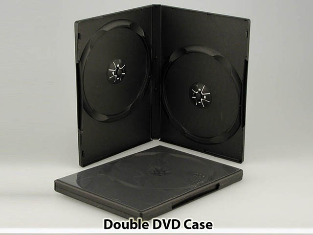 Double DVD Case