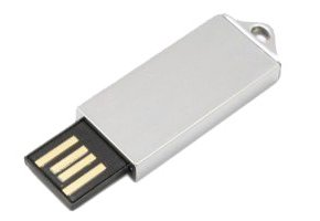 FD-412 Compact Retractor USB Flash Drive