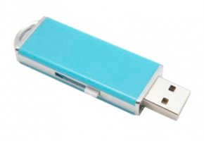 FD-430 Colored Retractor USB Flash Drive