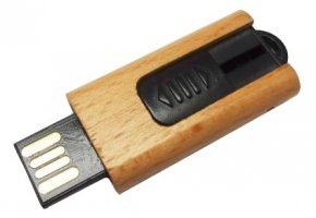 Model FD-523 Wooden USB Flash Drive