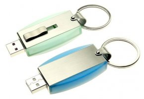 FD-901 Fashion Key Chain USB Flash Drive