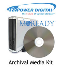 Vinpower Archival Media Kit